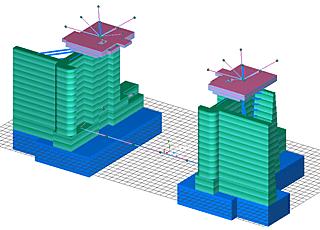 耐震照査(地震時の波動を計算に入れた設計)