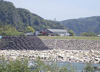河川堤防(護岸)の設計